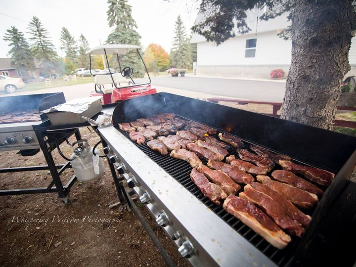 Tmx 1458925931007 Steaks On The Grill Whispering Willow Photography Frazee, MN wedding venue