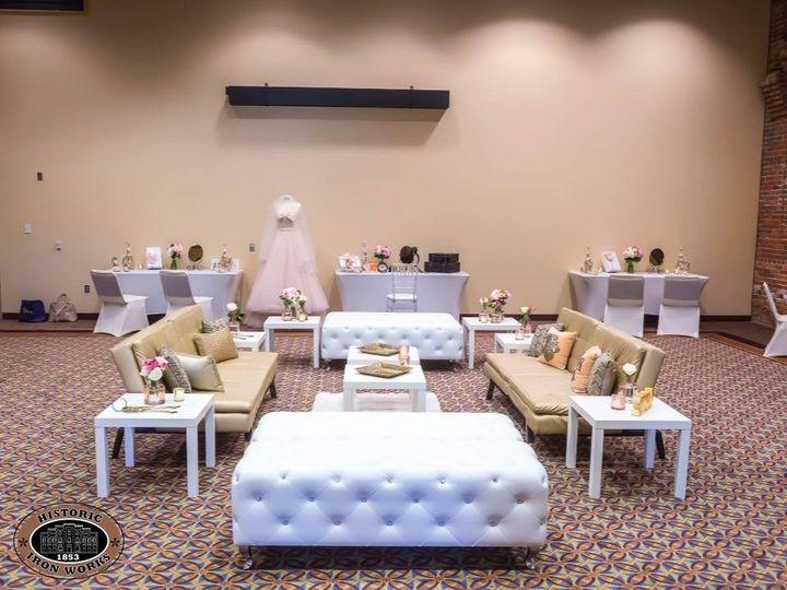 Dressing Room set-up