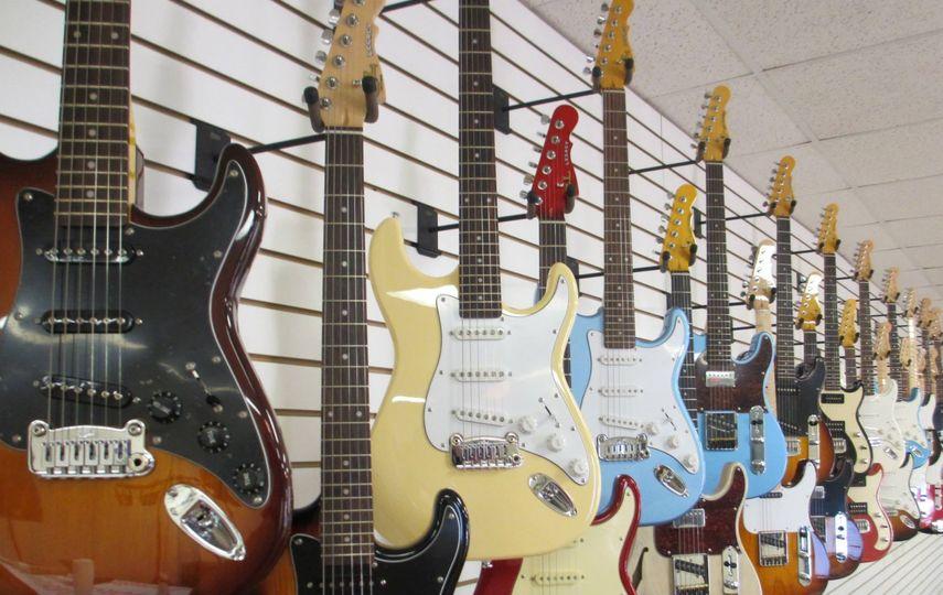 guitar rentals