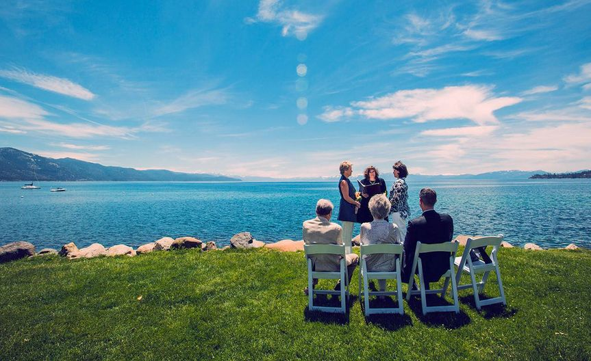 Wedding ceremony | Photo by Shines Photography
