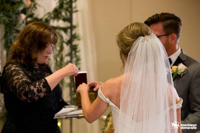 Wedding ceremony | Photo: Kevin Sawyer