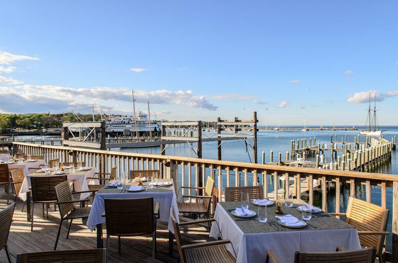 Marina Deck View