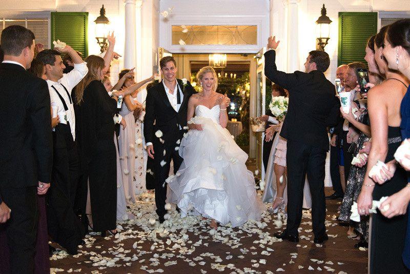 Celebrating the newlyweds | Credit: Agnes Lopez