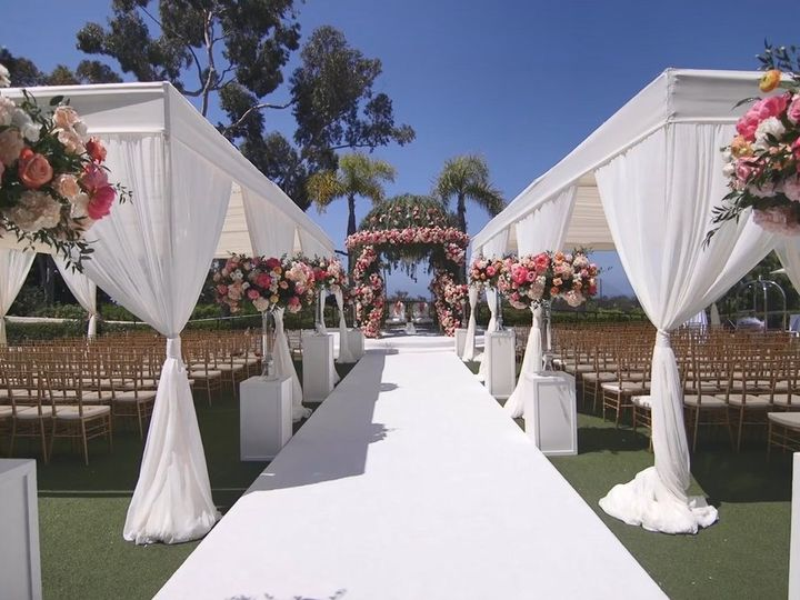 Tmx Seaview Decor With Canopy 51 67195 157869941543075 Newport Beach, CA wedding venue