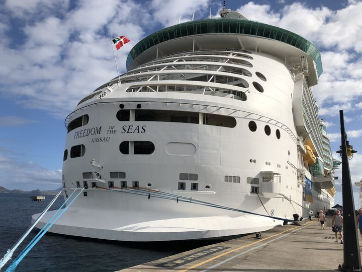 RCCL's Freedom of the Seas