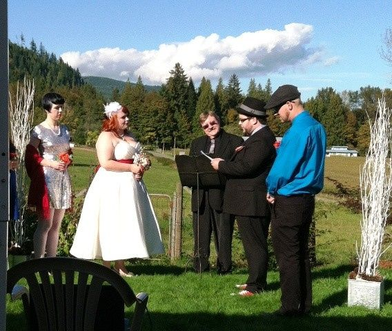 Tmx 1430244366989 Ashgalen3 Bellingham wedding officiant