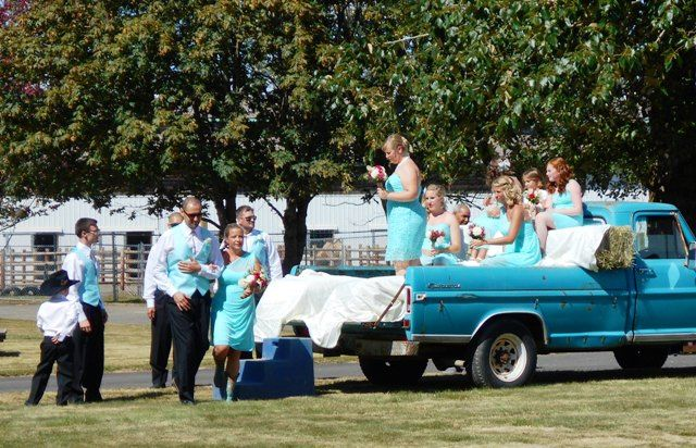 Tmx Bridal Party Pickup Truck 51 697195 Bellingham wedding officiant