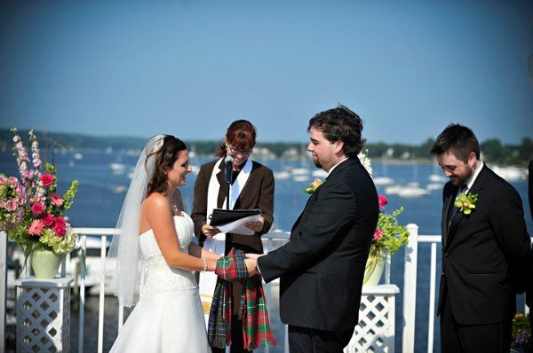 Tmx 1294685545932 AmandaTim882010 Morganville, NJ wedding officiant