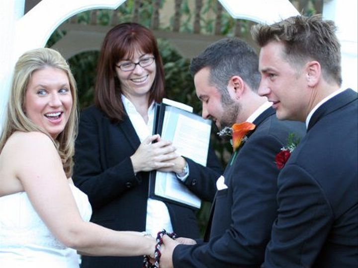 Tmx 1294687418869 DawnRich81410 Morganville, New Jersey wedding officiant
