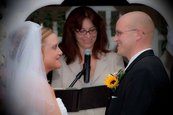 Tmx 1294688374909 MelanieBill62610 Morganville, New Jersey wedding officiant