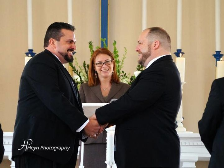 Tmx 1512501897027 10291868102044034878000285199942602686989570n Morganville, New Jersey wedding officiant