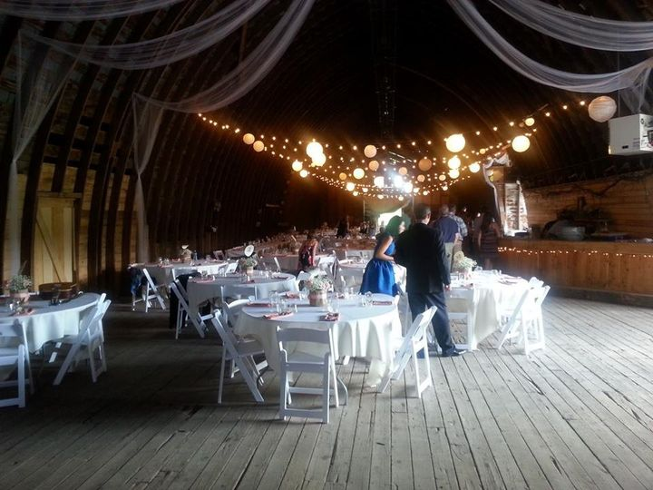 Wedding at mkj farms in deansboro