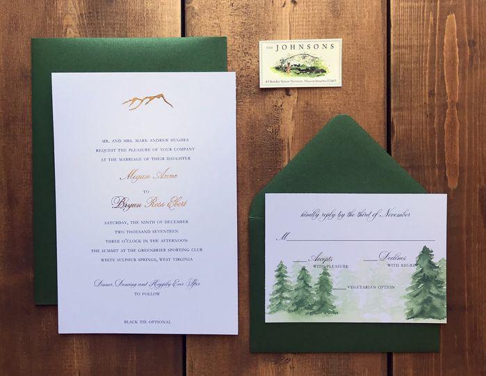 Greenbrier Wedding
