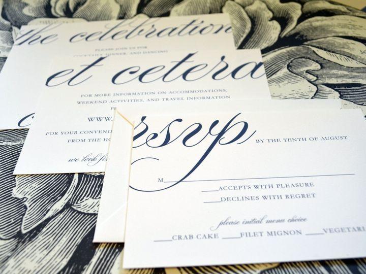 Tmx 1380653812988 Dsc0060 Millersville, MD wedding invitation