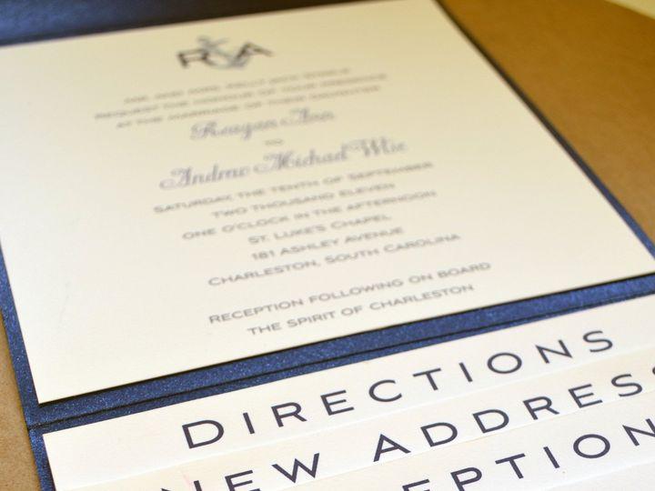 Tmx 1380653933588 Reagan Millersville, MD wedding invitation