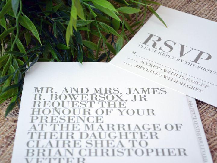 Tmx 1380654621664 Dsc0313 Millersville, MD wedding invitation