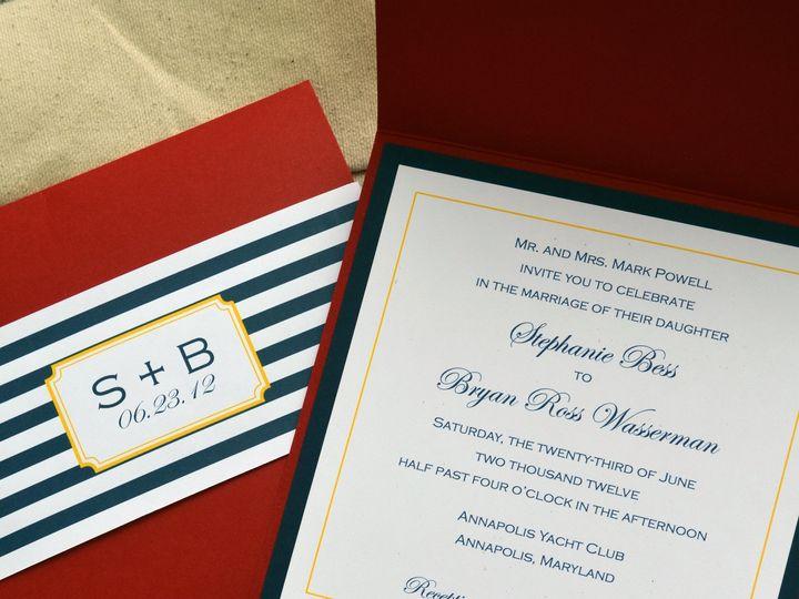 Tmx 1380654725892 Dsc0807 Millersville, MD wedding invitation