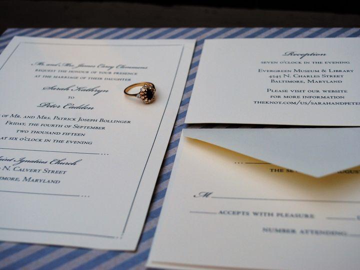 Tmx 1477667736508 2016 10 06 16.43.46 Millersville, MD wedding invitation