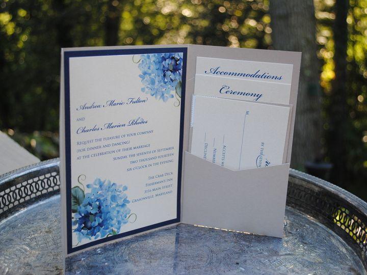 Tmx 1477667814555 2016 10 03 16.18.14 Millersville, MD wedding invitation