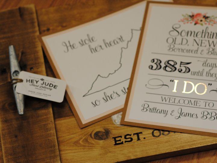 Tmx 1477668418834 2016 10 08 09.13.45 Millersville, MD wedding invitation