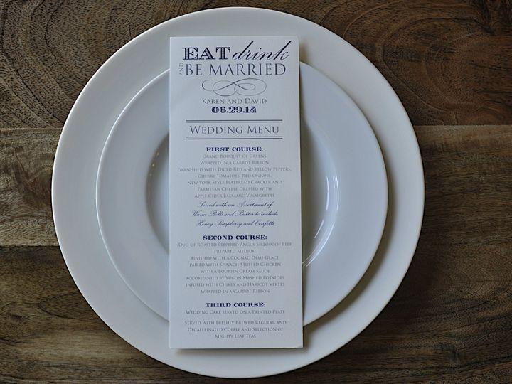 Tmx 1477668596502 Dsc2647 Millersville, MD wedding invitation