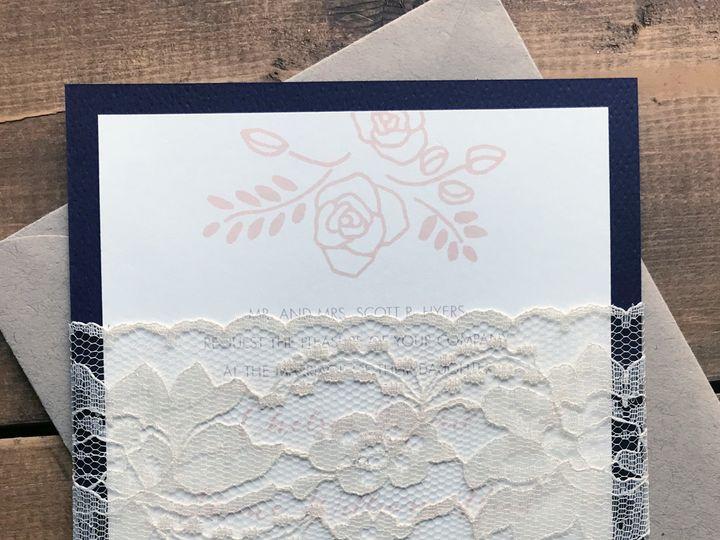 Tmx Bridget 51 158195 Millersville, MD wedding invitation