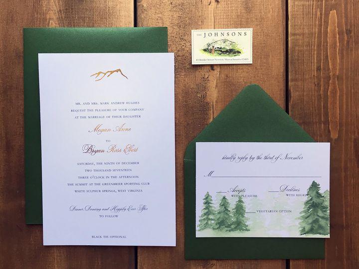 Tmx Meganhughessmall 51 158195 Millersville, MD wedding invitation