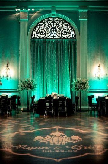 Light design indoor