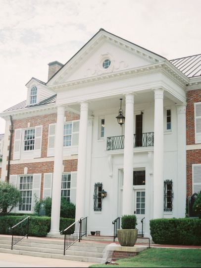 The Mansion in the morning | Jenna McElroy photographer