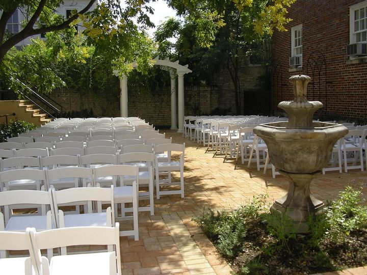 Tmx 1360200821142 CourtFountchairs2 Austin wedding venue