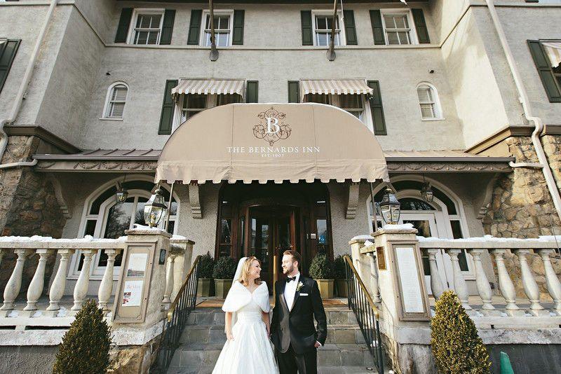 The Bernards Inn in Bernardsville, NJ