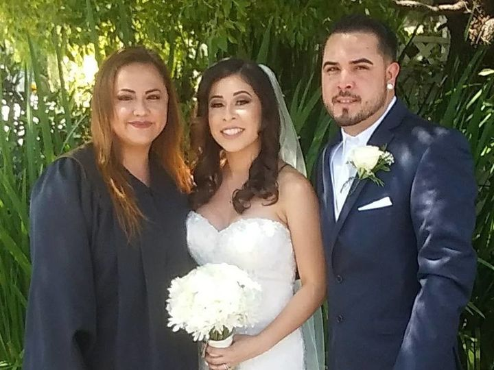 Tmx 1498986255924 7 Camellia And Timmy May13 Fontana, CA wedding officiant
