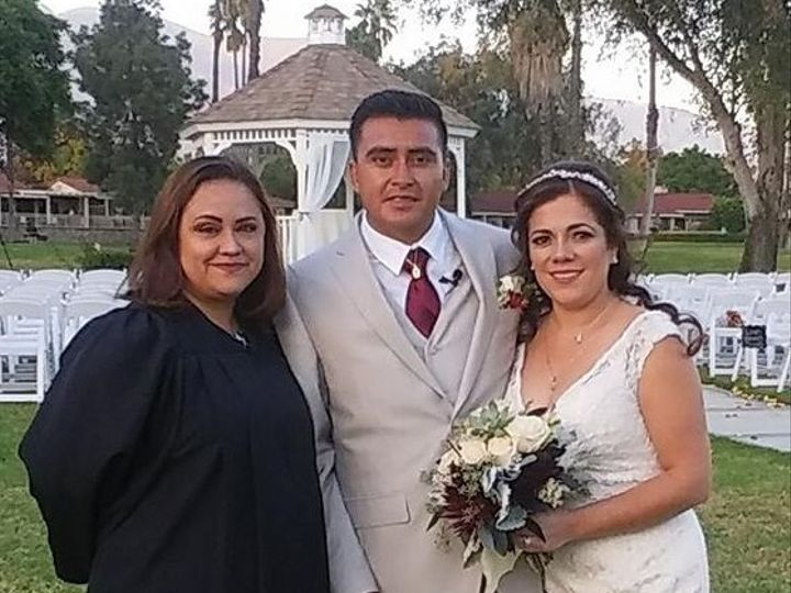 Tmx 1508392067136 86 Osvaldo And Lydia Upland Hills Country Club Oct Fontana, CA wedding officiant