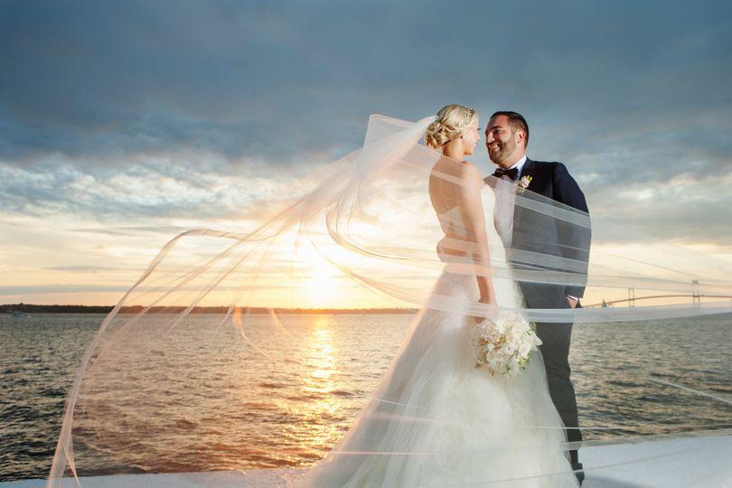 Bride and Groom - Belle Mer