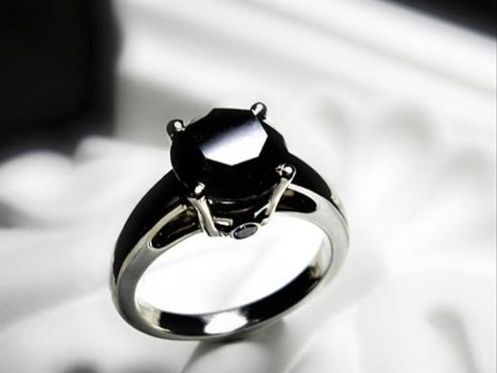 Tmx Black Diamond Engagement Ring 51 1320295 159136880797488 Portland, ME wedding officiant