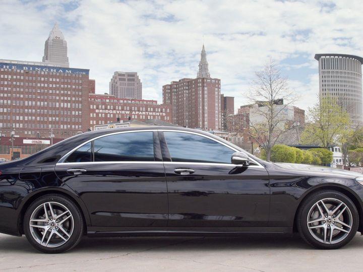 Tmx Benz 1 51 650295 158913335426923 North Royalton, Ohio wedding transportation