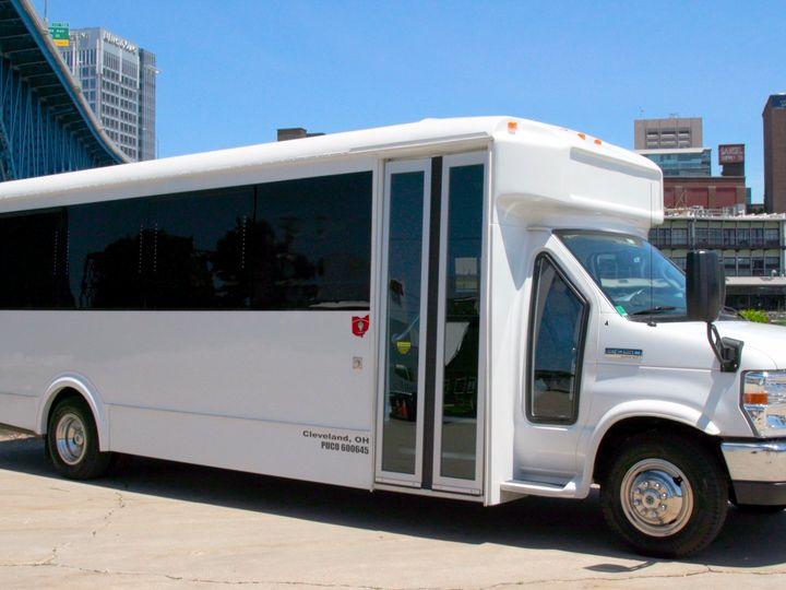 Tmx Bus4 Front 51 650295 1565824636 North Royalton, Ohio wedding transportation