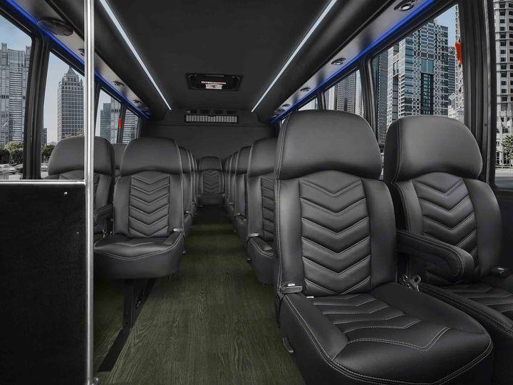 Tmx E450 Rear Face Low Res Copy 2 51 650295 North Royalton, Ohio wedding transportation