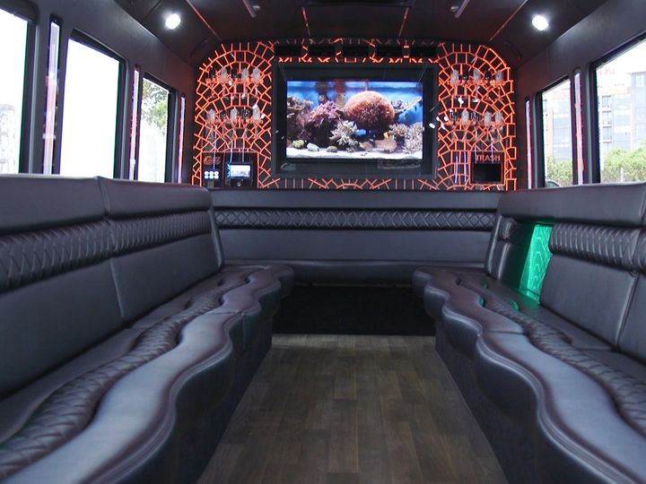 Tmx Platinum5 Interior 51 650295 North Royalton, Ohio wedding transportation