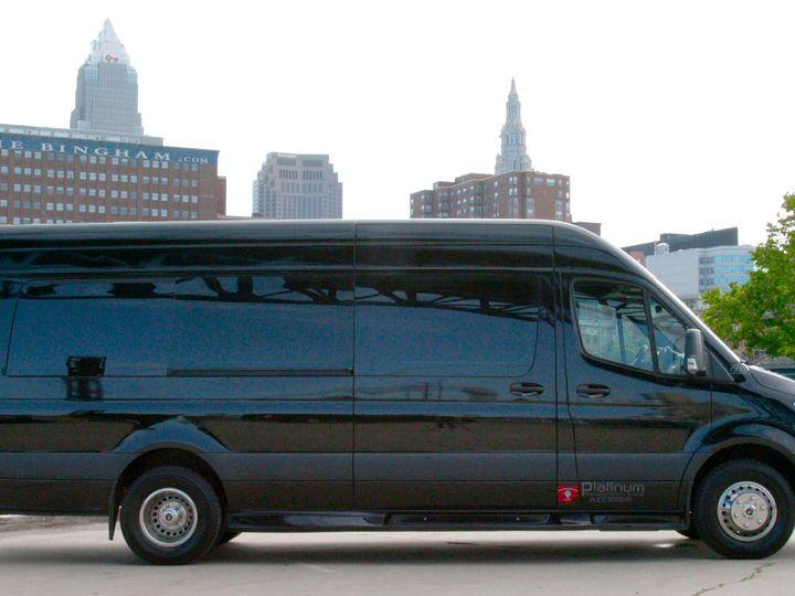 Tmx Sprinterlimo 1 51 650295 1565824711 North Royalton, Ohio wedding transportation