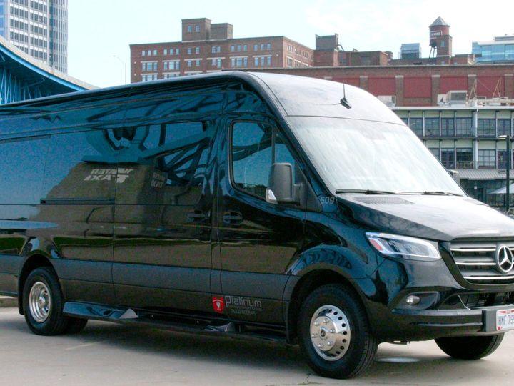 Tmx Sprinterlimo 5 51 650295 1565824704 North Royalton, Ohio wedding transportation