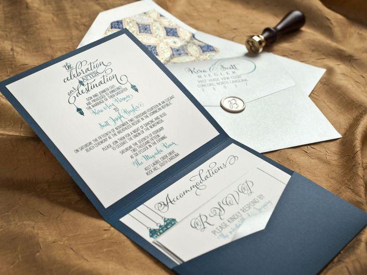 Tmx 1425238114202 122914 10388 Charlotte wedding invitation