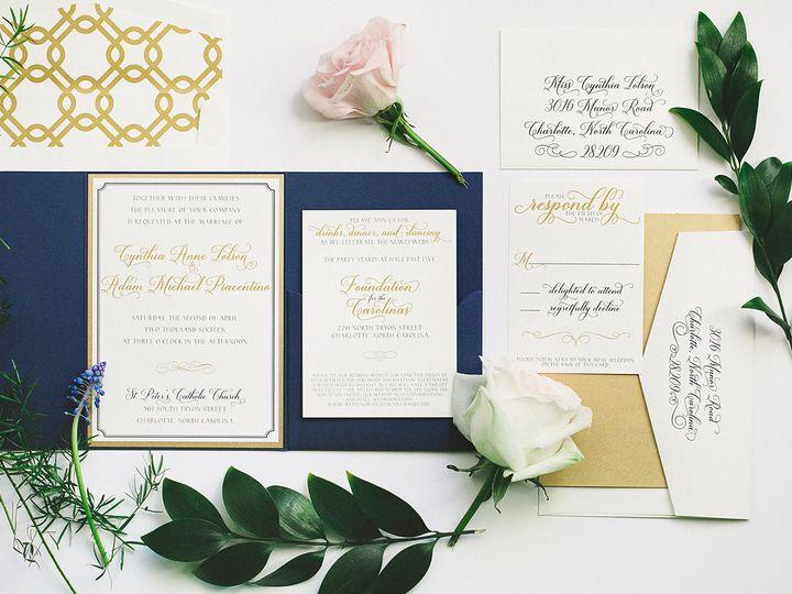 Tmx 1470082698846 01preparation0001 Charlotte wedding invitation