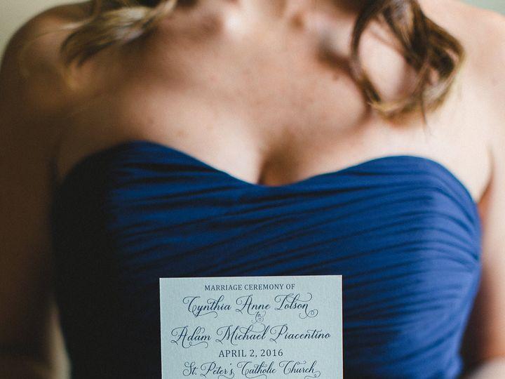 Tmx 1470082720765 02ceremony0105 Charlotte wedding invitation