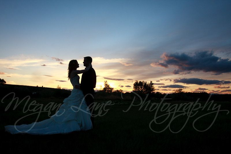 kevin and kirstin rock the dress outdoor sunset 8
