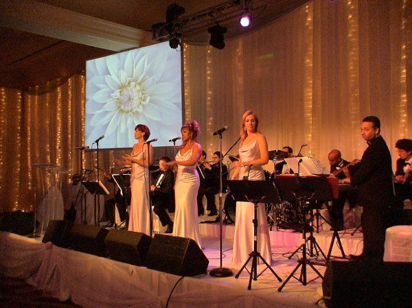 Deanna Jones Orchestras/DJO performing at the Breakers with 18 piece band