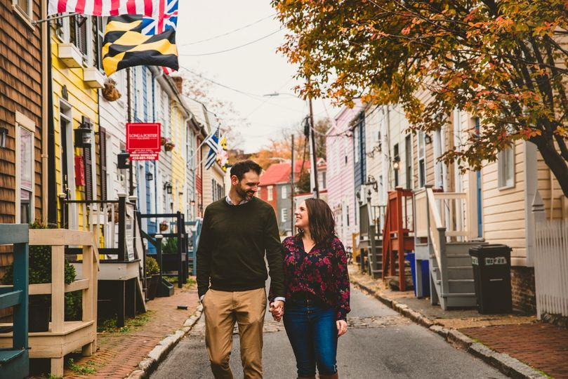 Downtown Annapolis session