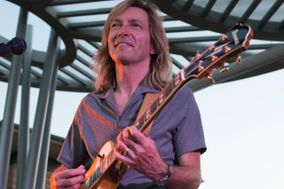 Guitarist Bill Sickles