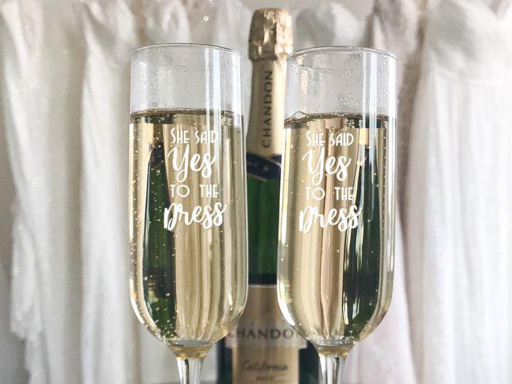 Tmx Champagne Glasses 51 1033295 Riverview, FL wedding dress