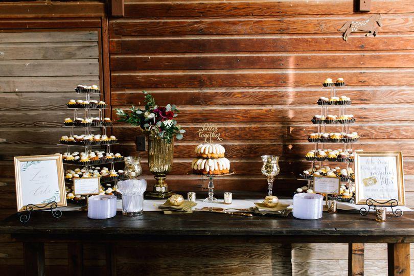 Dessert Table Display